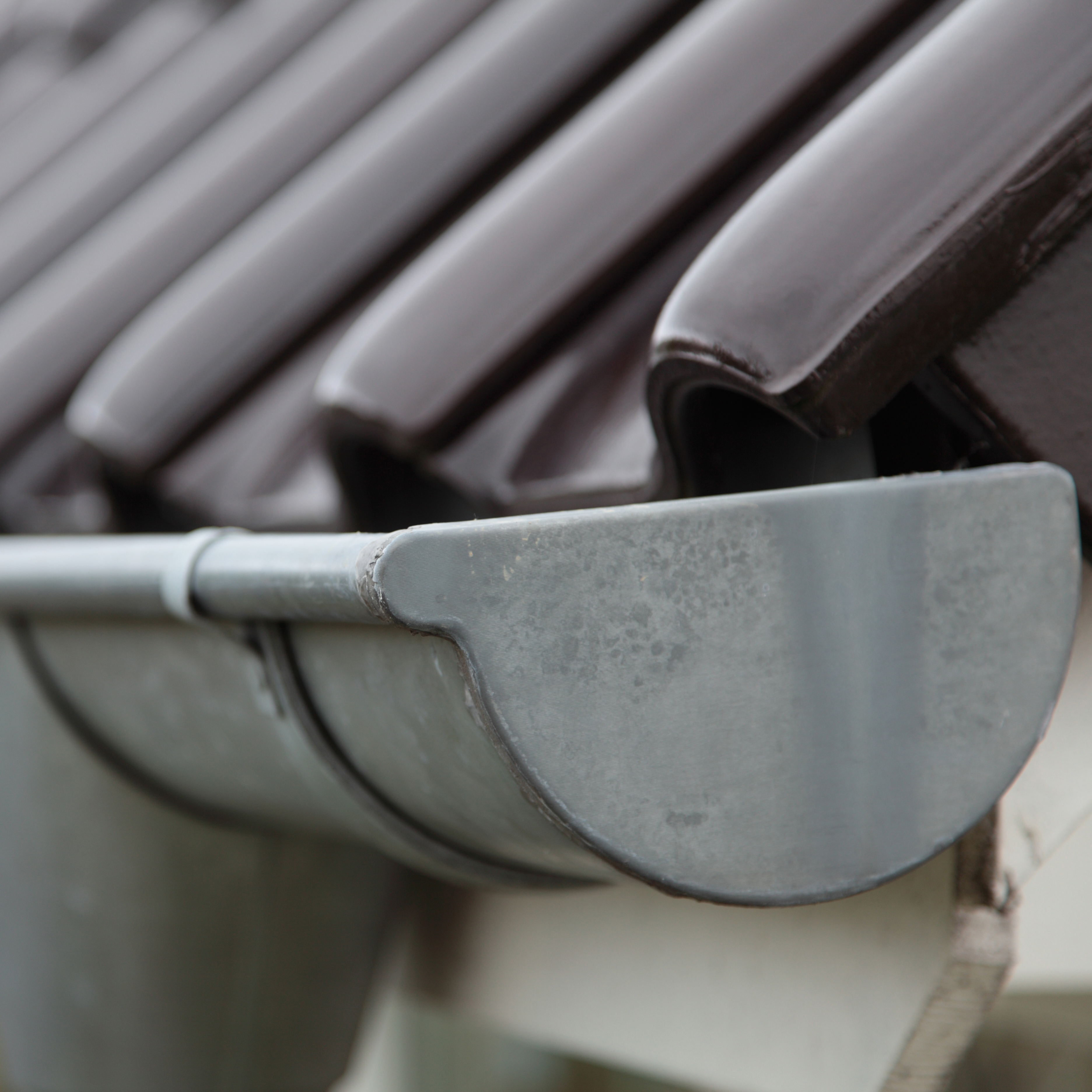 Continuous Gutter - Roof Repair - England, Arkansas