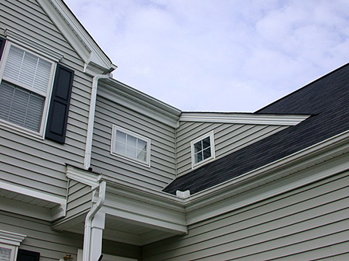 Downspout - Roof Repair - England, Arkansas