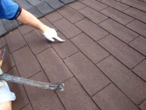 Roof Water Leak Detection