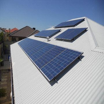 Solar Panel Installation For Metal Roof