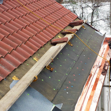 Synthetic Tile Roofing Services