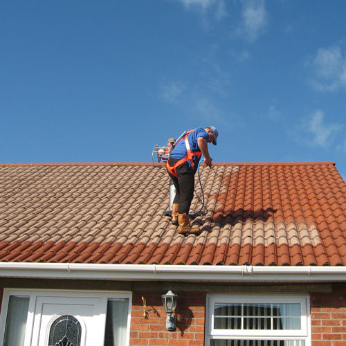 Can You Paint A Clay Tile Roof